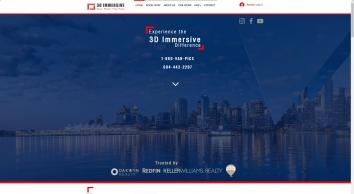 3D Immersive Tours