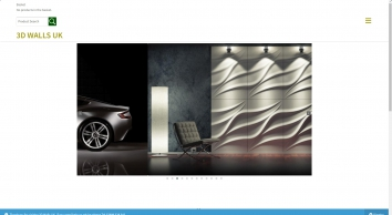 3D WALL PANELS - 3D WALLS  UK