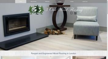 3 Oak - Parquet and Engineered Wood Flooring in London