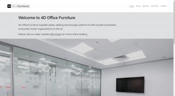 4 D Office Furniture Ltd
