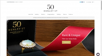 50 Henley St - Jewellers in Stratford Upon Avon