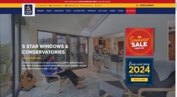5 Star Windows & Conservatories
