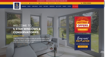 5 Star Windows & Conservatories
