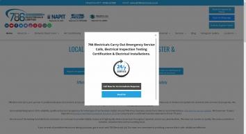 Local electricians | 786 Electricals Ltd