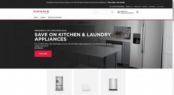 Appliances website galleries