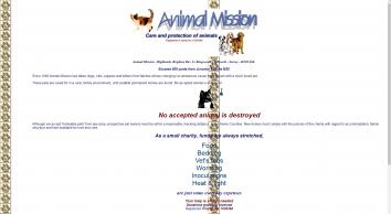 Animal Mission