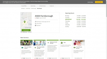 Asda - Farnborough