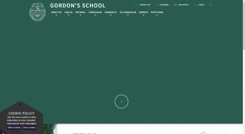 Gordon\'s School