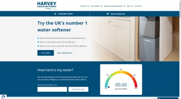 Harvey Water Softener