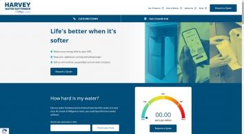 Harvey Water Softener