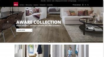 Kährs makes wood flooring the easy choice | Kährs