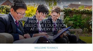 King\'s College School, Wimbledon