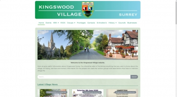 Kingswood Village: An Oasis in Surrey