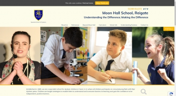 Moon Hall College at Burys Court