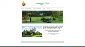 Dewlands Manor Golf Course