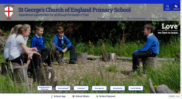 St George\'s CofE Middle School