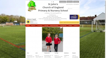 St John\'s Community School Dorking