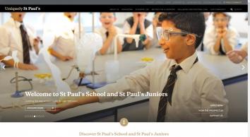 St Paul\'s School
