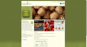 Stanhill  Farm Shop