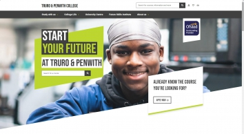 College courses in Cornwall - Truro and Penwith College