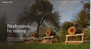 Waltham Place Organic Farm