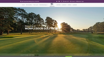 Worplesdon Golf Course