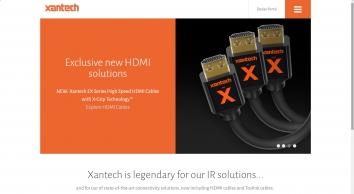 Xantech | You turn it on. We make it work.