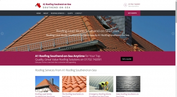 Home - A1 Roofing Southend-on-Sea Call 01702 742091