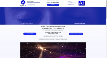 A1 Audio Visual Event Services