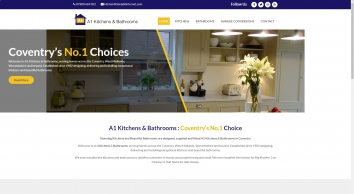 A1 Kitchens Bathrooms