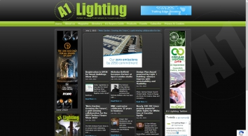 A1 Lighting - Lighting magazine - Lighting news - Lighting events From A1 Media Magazines