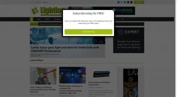 A1 Lighting - Lighting magazine - Lighting news - Lighting events From A1 Media Magazines