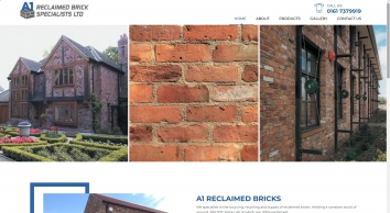 A1 Reclaimed Brick Specialists