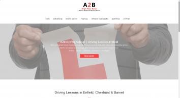 Driving Lessons Enfield & Barnet - A2B Driving School