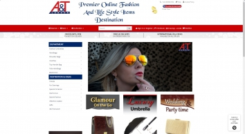 Glamorous Online Fashion Store in UK - A&T London