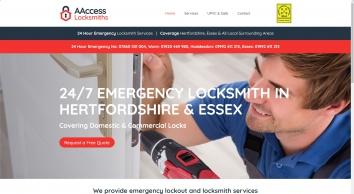 Home - Aaccess Locksmiths