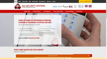 A A I Security Systems