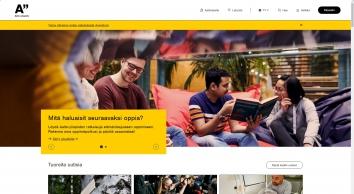 Aalto University - School of Arts, Design & Architecture