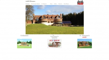 A and B Homes