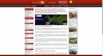 AB Real Estate, St Genies de Fontedit