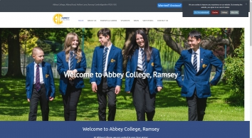 Home - Abbey College, Secondary School and Sixth Form in Ramsey
