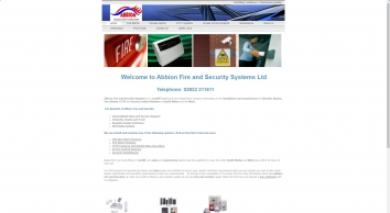 Abbion Fire and Security Systems