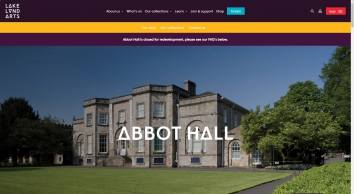 Abbot Hall Art Gallery & Museum