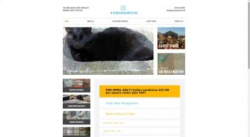 Abbots Bridge Reclamation Ltd
