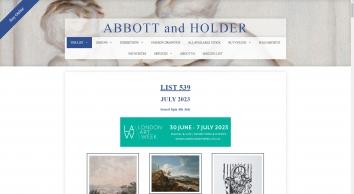 Abbott & Holder Ltd