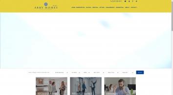 Abby Homes, Canary wharf