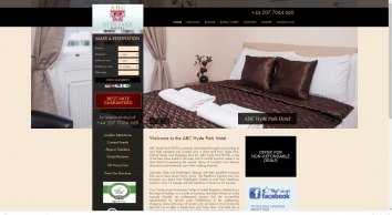 ABC Hyde Park Hotel - Family friendly London Bed & Breakfast