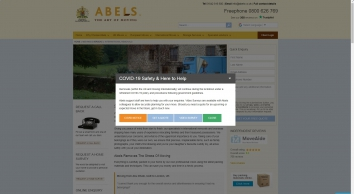 Overseas Removals Abels Moving Services