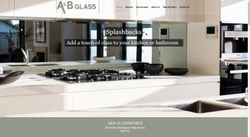 A & B GLASSWORKS