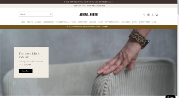 Abigail Ahern interiors, design and decor inspiration